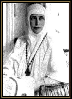 The Holy New Martyr Grand Duchess Elizabeth