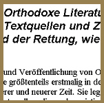 Orthodoxe Literatur